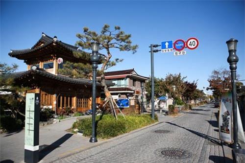 Thăm ngôi làng sống chậm ở Hàn Quốc