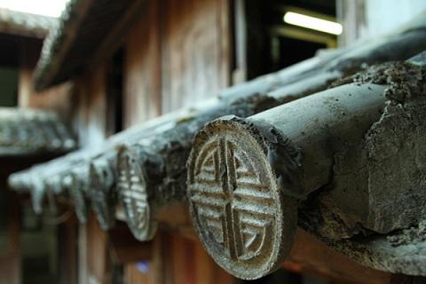 Du lịch Hà Giang ngỡ ngàng kiến trúc đặc sắc của dinh vua Mèo