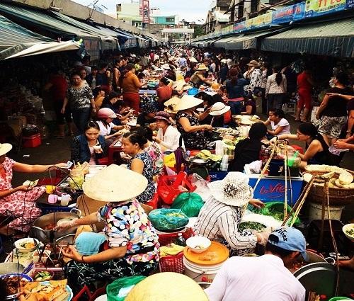 5 khu chợ nhiều món ngon ở Đà Nẵng