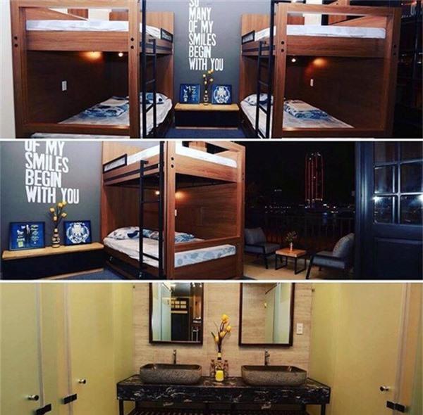 5 hostel phong cách đẹp tuyệt cho khách du lịch ở Đà Nẵng