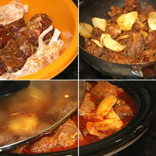 3 cách kho thịt bò ngon không cưỡng nổi