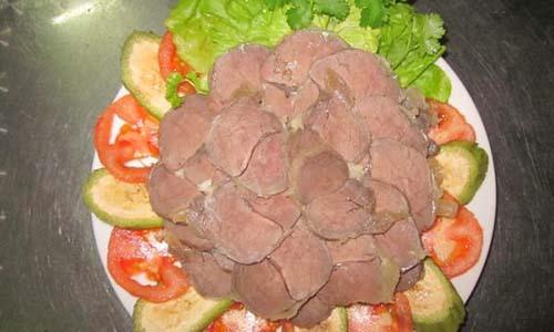 Cách chế biến hai món ăn ngon từ thịt bò cực kỳ tốn cơm