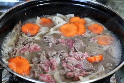Cuối tuần đãi cả nhà món thịt bò sukiyaki nổi tiếng từ nước Nhật