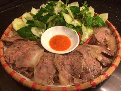 Đổi vị cho bữa ăn cả nhà với cách làm thịt bò ngâm dấm